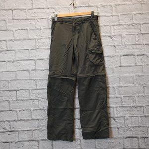 Boy's COLUMBIA Zip Off Pants